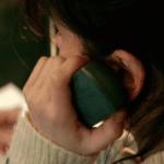 Phone call still